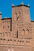 Moroccan Photos - Morocco, Skoura, Skoura, Kasbah by Everett