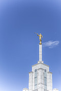 Angel Moroni Prints - Moroni Print by Tony Maduro