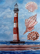Julie Brugh Riffey - Morris Island Lighthouse