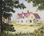 Susan Crossman Buscho - Morristown Farmhouse