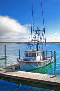 Gregory Dyer - Morro Bay Fishing Boat