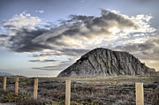 Aprille Lipton - Morro Rock Sunset