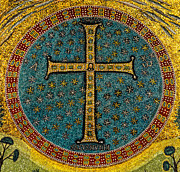Nigel Fletcher-Jones - Mosaic Cross Ravenna I