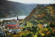 Germany Digital Art Originals - Mosel by John Galbo