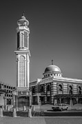 Exotic Metal Prints - Mosque Metal Print by Erik Brede
