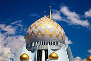 Fototrav Print - Mosque in Borneo