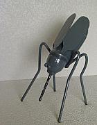 Animal Sculpture Originals - Mosquito by Antonin Gauthier