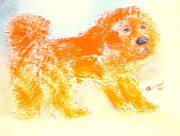 Tibet Originals - Most Expensive Puppy Red Tibetan Mastiff Big Splash sold for One and a Half Million Dollars by Richard W Linford