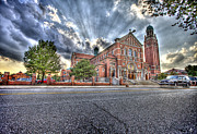 Most Photos - Most Holy Redeemer Catholic Church Detroit MI by Photographartist Nicholas Grunas