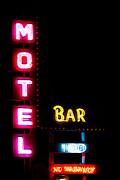 James BO  Insogna - Motel Bar HBO No Vacancy