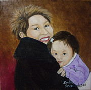 Dindin Coscolluela - Mother and Child