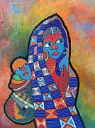 Lanre Buraimoh - Mother and Child