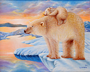 North Pole Originals - Mother Bear by Tal Alperovitch
