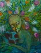 Mother Earth Print by Havi Mandell