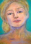 Genesis Pastels - Mother Eve by Beth Sebring