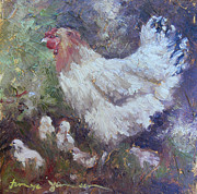 Tanya Jansen - Mother Hen