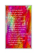 First Love Prints - Mother If I Could Give You 2 Print by Barbara Griffin