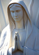 Mother Mary Digital Art - Mother Mary Statue by David G Paul