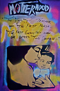 Tony B Conscious Art - Motherhood 1 by Tony B Conscious