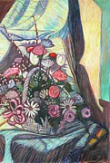 Morning Pastels Originals - Mothers Day Gift by Kendall Kessler
