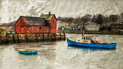 Michael Petrizzo - Motif Number1 Rockport