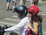 Ann Johndro-Collins - Moto Happy Paris