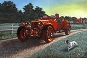 Richard De Wolfe - Motor Car