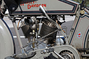 Harley Davidson Photos - Motorcycle VII  by Gary Gunderson