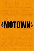 Michael Jackson Art - Motown by Andrew Fare