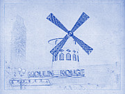 Justin Woodhouse - Moulin Rouge Blueprint