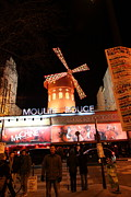 Circus Art - Moulin Rouge - Paris France - 01131 by DC Photographer