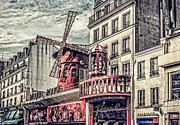 Oleg Koryagin - Moulin Rouge. Paris.