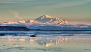 Mount Baker North Cascades National Park Print by Pierre Leclerc Photography