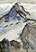 Ed  Heaton - Mount Blanc