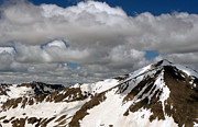 Landscape Prints - Mount Bross Colorado Print by Minden Ten Eyck