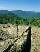 Ledge Prints - Mount Crawford - White Mountains New Hampshire  Print by Erin Paul Donovan