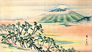 Padre Art Photos - Mount Fuji 1890 by Padre Art