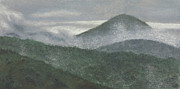 Arkansas Pastels Originals - Mount Judea by Garry McMichael