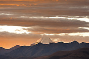 All - Mount Kailash and Evening clouds by Hitendra SINKAR