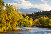 Alan L Graham - Mount Mansfield Autumn