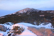 Monadnock Region Posters - Mount Monadnock Summit from Bald Rock Poster by John Burk