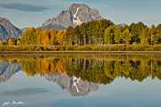 Jeff Goulden - Mount Moran and Fall...
