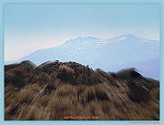 Mount Rose Framed Prints - Mount Rose Framed Print by Bobbee Rickard