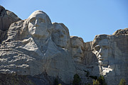 Abraham Lincoln Images Art - Mount Rushmore National Monument by Jason O Watson