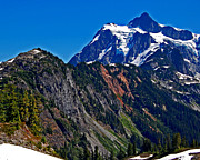 Randall Templeton - Mount Shuksan Washington