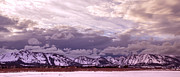 Brad Scott - Mount Tallac Panorama