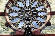 James Brunker - Mount Vernon United Methodist Church Window