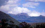 Mountain Scene Photo Prints - Mount Washington Print by Skip Willits
