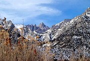 Lone Pine Framed Prints - Mount Whitney - California Framed Print by Glenn McCarthy Art and Photography