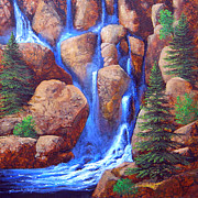 Frank Wilson - Mountain Cascade